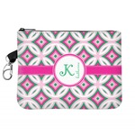 Linked Circles & Diamonds Golf Accessories Bag (Personalized)