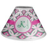 Linked Circles & Diamonds Coolie Lamp Shade (Personalized)