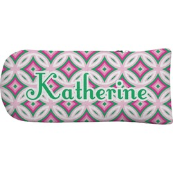 Linked Circles & Diamonds Putter Cover (Personalized)