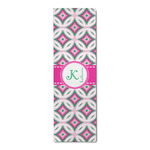Linked Circles & Diamonds Runner Rug - 3.66'x8' (Personalized)