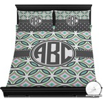 Geometric Circles Duvet Covers (Personalized)