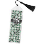 Geometric Circles Book Mark w/Tassel (Personalized)