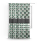 Geometric Circles Curtain (Personalized)