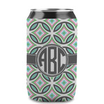 Geometric Circles Can Sleeve (12 oz) (Personalized)