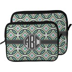 Geometric Circles Laptop Sleeve / Case (Personalized)
