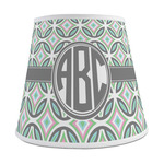 Geometric Circles Empire Lamp Shade (Personalized)