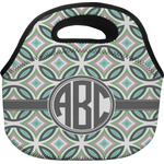 Geometric Circles Lunch Bag (Personalized)