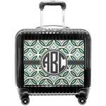 Geometric Circles Pilot / Flight Suitcase (Personalized)