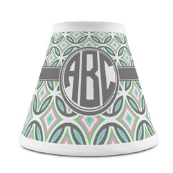 Geometric Circles Chandelier Lamp Shade (Personalized)
