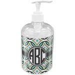 Geometric Circles Soap / Lotion Dispenser (Personalized)