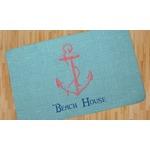 Chic Beach House Area Rug