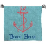 Chic Beach House Bath Towel