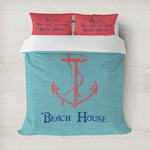 Chic Beach House Duvet Covers