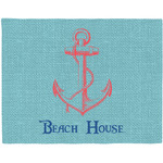Chic Beach House Placemat (Fabric)