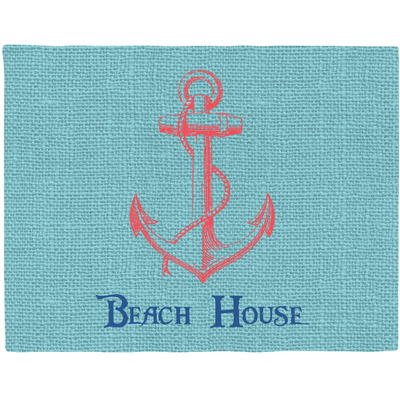 Chic Beach House Placemat Fabric Youcustomizeit