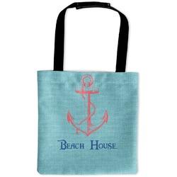Chic Beach House Auto Back Seat Organizer Bag