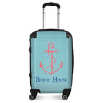 Chic Beach House Suitcase