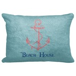 "Chic Beach House Decorative Baby Pillowcase - 16""x12"""