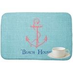 Chic Beach House Dish Drying Mat