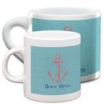 Chic Beach House Espresso Cups
