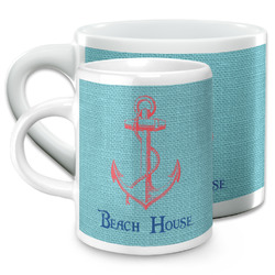 Chic Beach House Espresso Cups