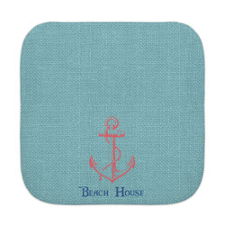 Chic Beach House Face Towel