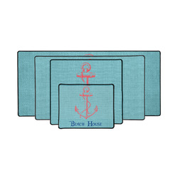 Chic Beach House Gaming Mouse Pad