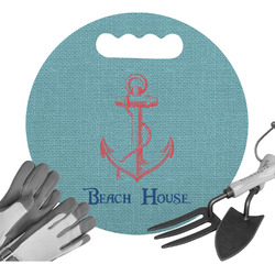Chic Beach House Gardening Knee Cushion