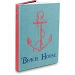 Chic Beach House Hardbound Journal