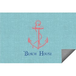 Chic Beach House Indoor / Outdoor Rug
