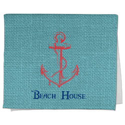 Chic Beach House Kitchen Towel - Full Print