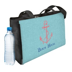 Chic Beach House Ladies Workout Bag