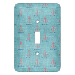 Chic Beach House Light Switch Covers - Multiple Toggle Options Available