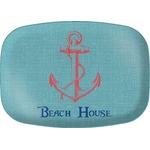 Chic Beach House Melamine Platter