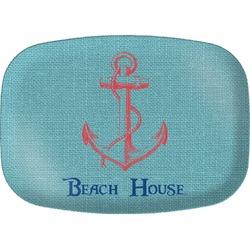 Chic Beach House Melamine Platter