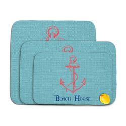 Chic Beach House Memory Foam Bath Mat
