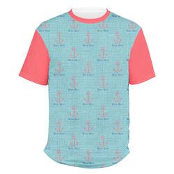 Chic Beach House Men's Crew T-Shirt