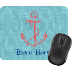 Chic Beach House Mouse Pad