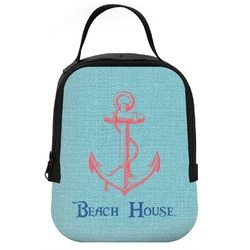 Chic Beach House Neoprene Lunch Tote