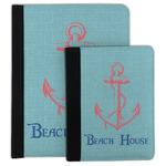 Chic Beach House Padfolio Clipboard