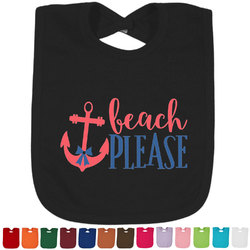 Chic Beach House Bib - Select Color