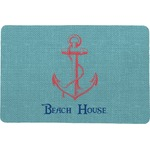 Chic Beach House Comfort Mat