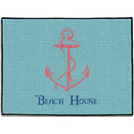 Chic Beach House Door Mat