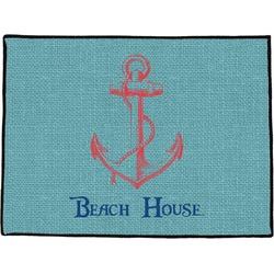 Chic Beach House Door Mat