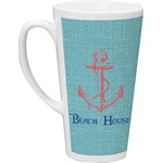 Chic Beach House Latte Mug