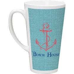 Chic Beach House Latte Mug