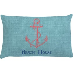Chic Beach House Pillow Case