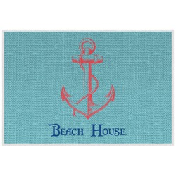 Chic Beach House Laminated Placemat