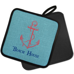 Chic Beach House Pot Holder