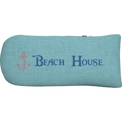 Chic Beach House Putter Cover